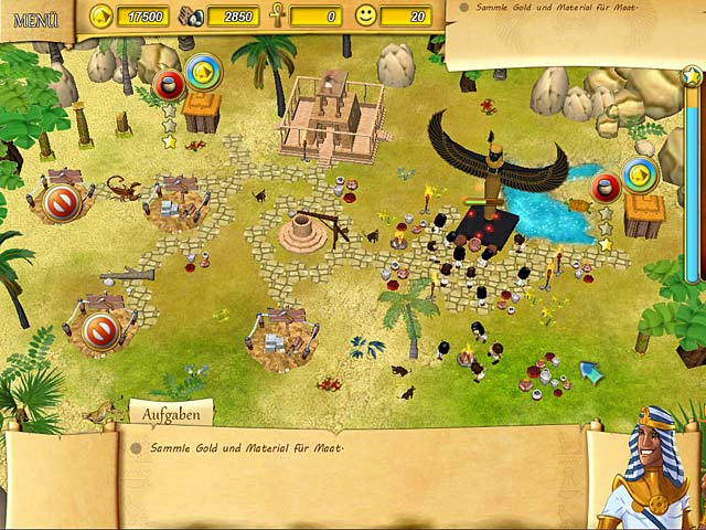 pharao 2 pc spiel
