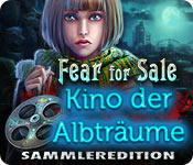 Feature- Screenshot Spiel Fear For Sale: Kino der Albträume Sammleredition
