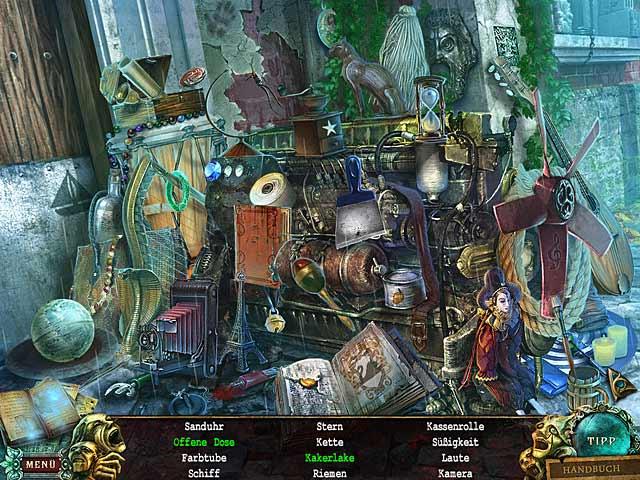 Spiele Screenshot 1 Fear for Sale: Mord in Sunnyvale