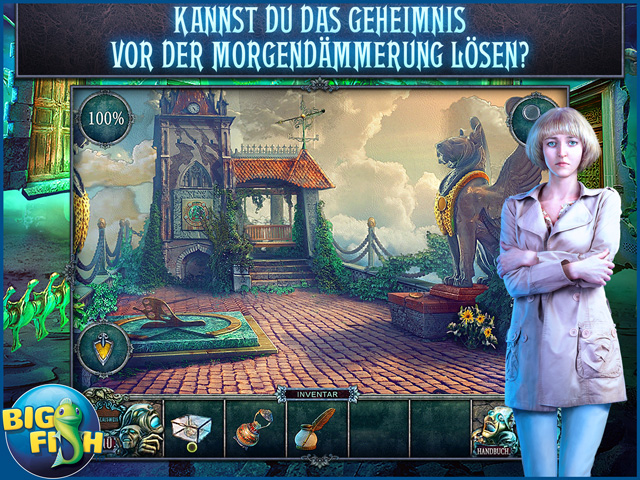 Screenshot für Fear for Sale: Die 13 Schlüssel Sammleredition