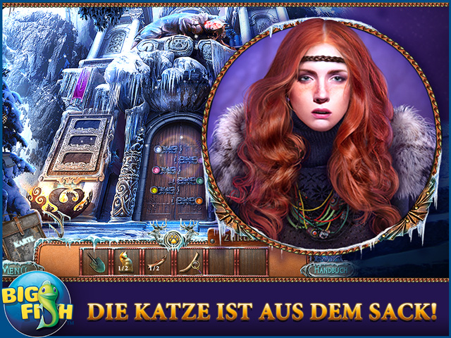 Screenshot für Fierce Tales: Der Katzenwinter Sammleredition