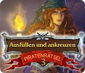 Feature- Screenshot Spiel Ausfüllen und Ankreuzen: Piratenrätsel 3