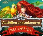 Feature- Screenshot Spiel Ausfüllen und ankreuzen: Piratenrätsel