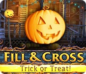 Fill & Cross: Trick or Treat!