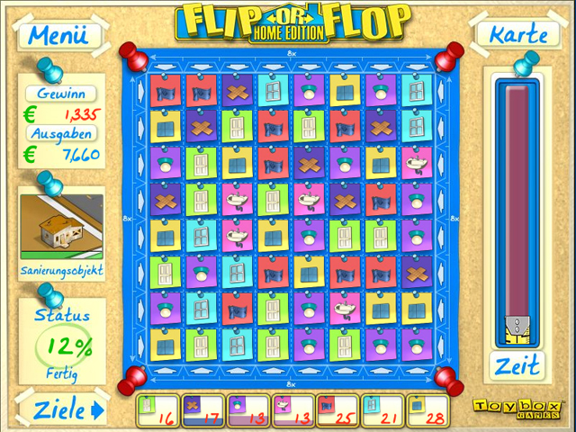 Spiele Screenshot 1 Flip or Flop Home Edition