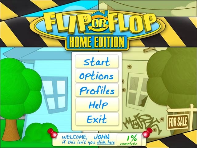 Spiele Screenshot 3 Flip or Flop Home Edition