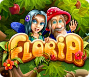 Feature- Screenshot Spiel Floria