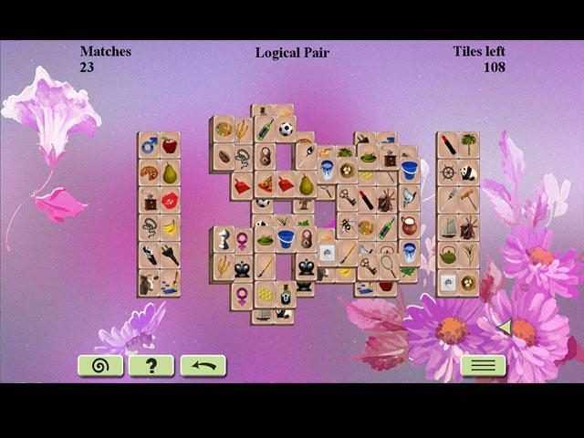 Flowers Mahjong img