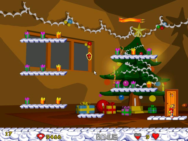Spiele Screenshot 2 Foxy Jumper 2 Winter Adventures