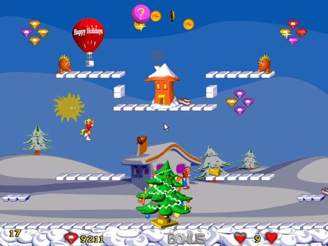 Spiele Screenshot 3 Foxy Jumper 2 Winter Adventures