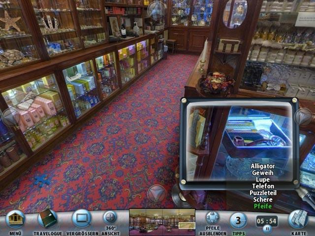 Spiele Screenshot 1 Geheimnisse von London