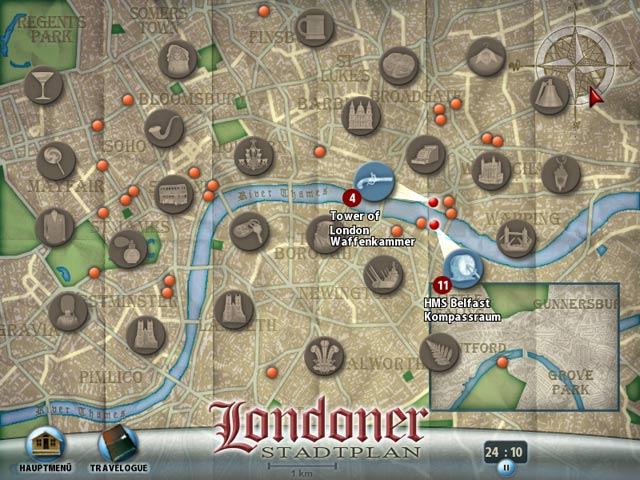 Spiele Screenshot 3 Geheimnisse von London