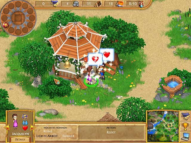 Spiele Screenshot 1 Gemini Lost
