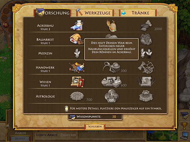 Spiele Screenshot 3 Gemini Lost