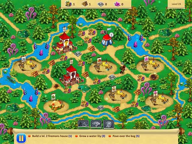 Gnomes Garden: Neues Zuhause img