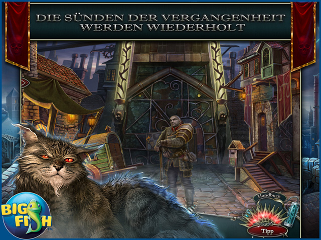 Screenshot für Grim Facade: Verborgene Sünden Sammleredition