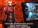 Screenshot für Grim Façade: Die Rote Katze Sammleredition