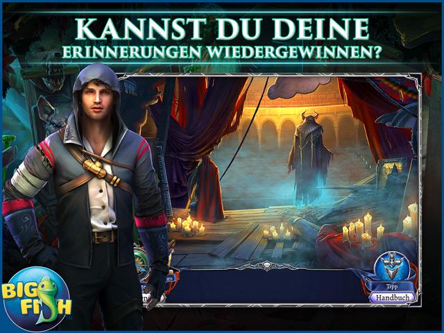 Screenshot für Grim Legends: Die Stadt der dunklen Mächte Sammleredition