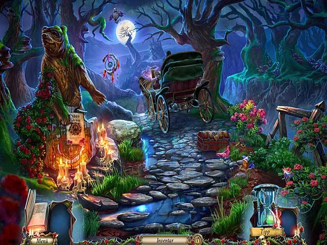 Spiele Screenshot 3 Grim Legends: Der Fluch der Braut