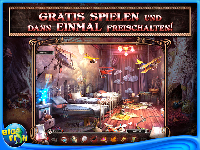 Screenshot für Grim Tales: Bloody Mary Sammleredition
