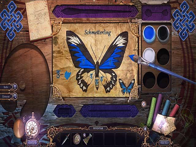 Spiele Screenshot 3 Grim Tales: Farben des Grauens
