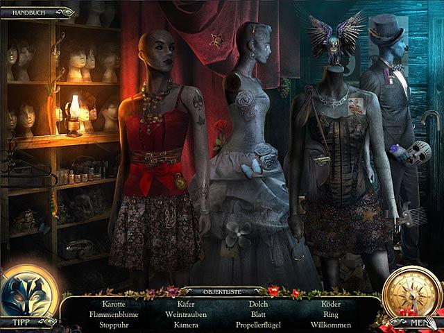 Spiele Screenshot 1 Grim Tales: Das Vermächtnis Sammleredition