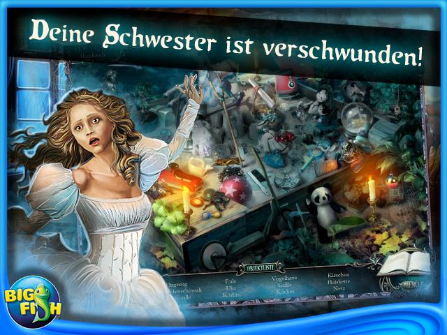 Screenshot für Grim Tales: Die Braut Sammleredition