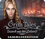 Feature- Screenshot Spiel Grim Tales: Besuch aus der Zukunft Sammleredition