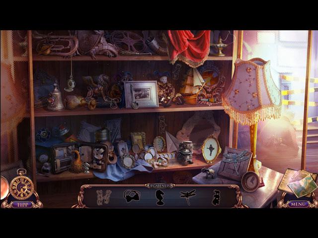 Video für Grim Tales: Zu Unrecht Verdächtigt Sammleredition