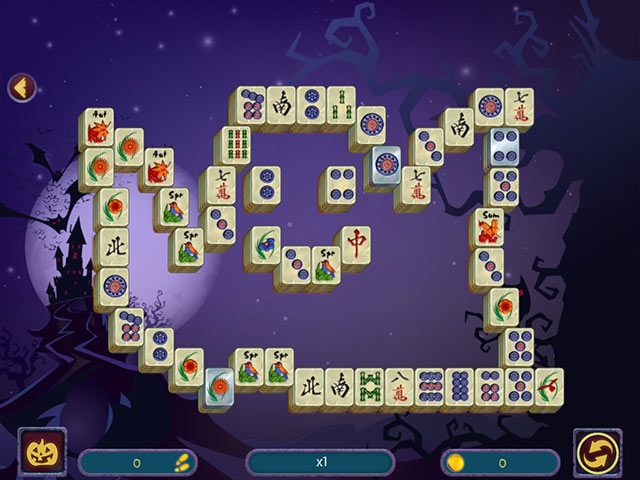 Halloween Night Mahjong 2 img