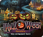 Feature- Screenshot Spiel Halloween Stories: Das Schwarze Buch
