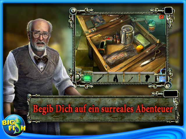 Screenshot für Haunted Halls: Die Rache des Dr. Blackmore Sammleredition