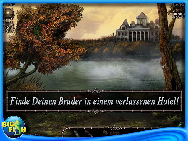 Screenshot für Haunted Hotel: Der Fall Charles Dexter Ward Sammleredition
