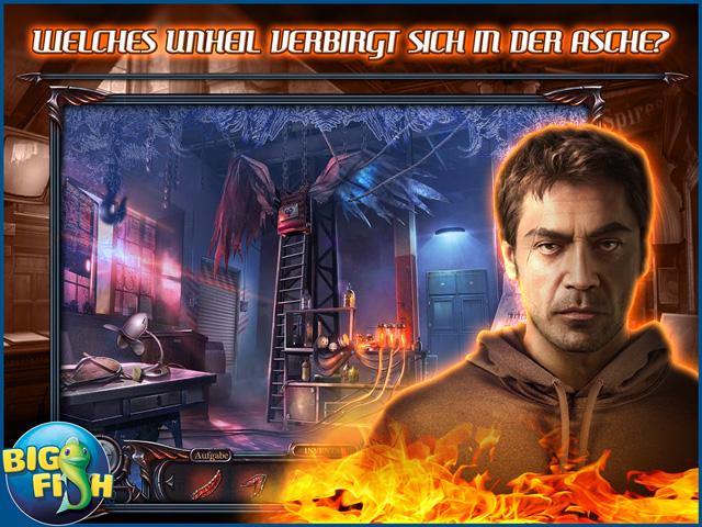 Screenshot für Haunted Hotel: Phönix Sammleredition