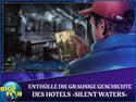 Screenshot für Haunted Hotel: Silent Waters Sammleredition