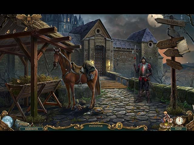 Haunted Legends: Der schwarze Falke Sammleredition img