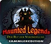 Feature- Screenshot Spiel Haunted Legends: Der Ruf der Verzweiflung Sammleredition