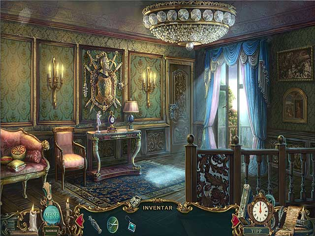 Spiele Screenshot 3 Haunted Legends: Der Fluch von Vox Sammleredition