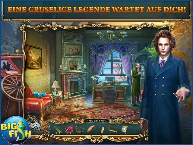 Screenshot für Haunted Legends: Der Golem Sammleredition