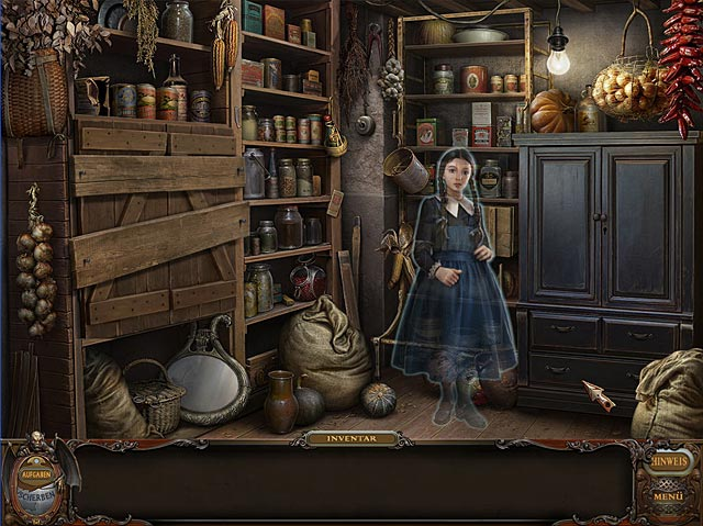 Spiele Screenshot 2 Haunted Manor: Der Herr der Spiegel Sammleredition