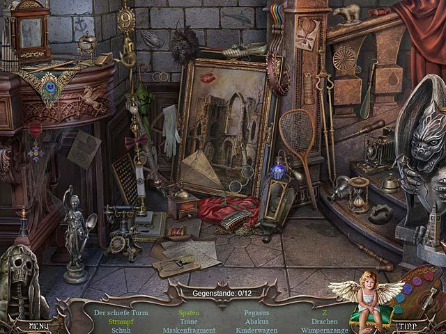 Spiele Screenshot 1 Haunted Manor: Gefangene Seelen