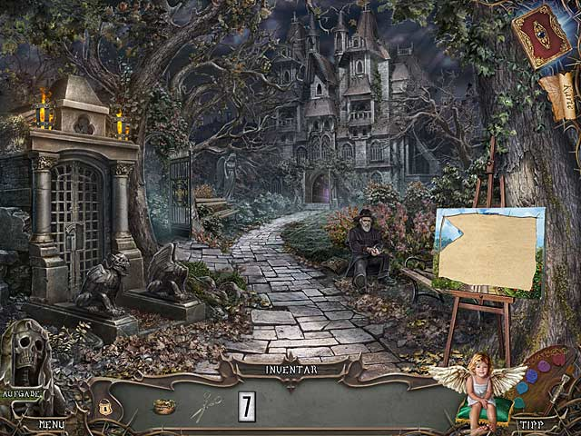 Spiele Screenshot 3 Haunted Manor: Gefangene Seelen