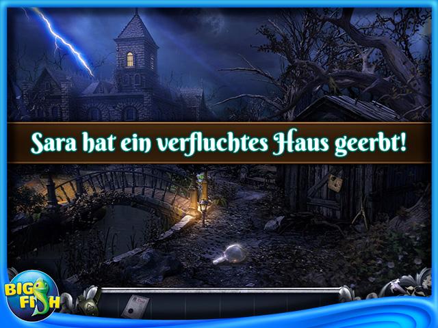 Screenshot für Haunted Past: Im Reich der Geister Sammleredition