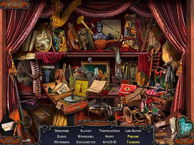 Spiele Screenshot 1 Haunted Train: Charons Geister Sammleredition