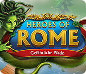 Feature- Screenshot Spiel Heroes of Rome: Gefährliche Pfade