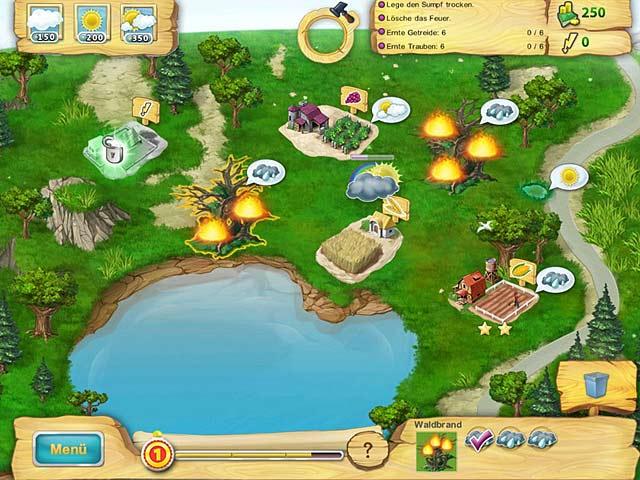 Spiele Screenshot 1 Herr des Wetters