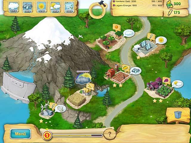 Spiele Screenshot 2 Herr des Wetters