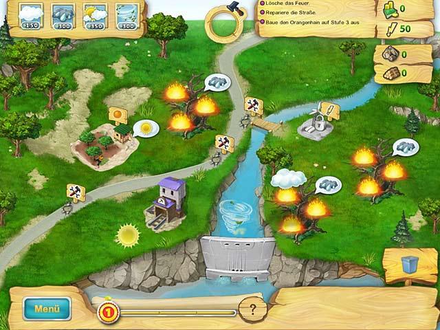 Spiele Screenshot 3 Herr des Wetters