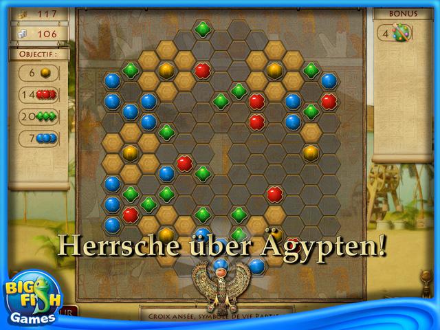 Screenshot für Hexus