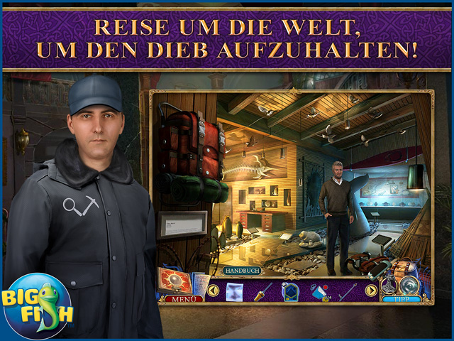 Screenshot für Hidden Expedition: Das Ende von Midgard Sammleredition